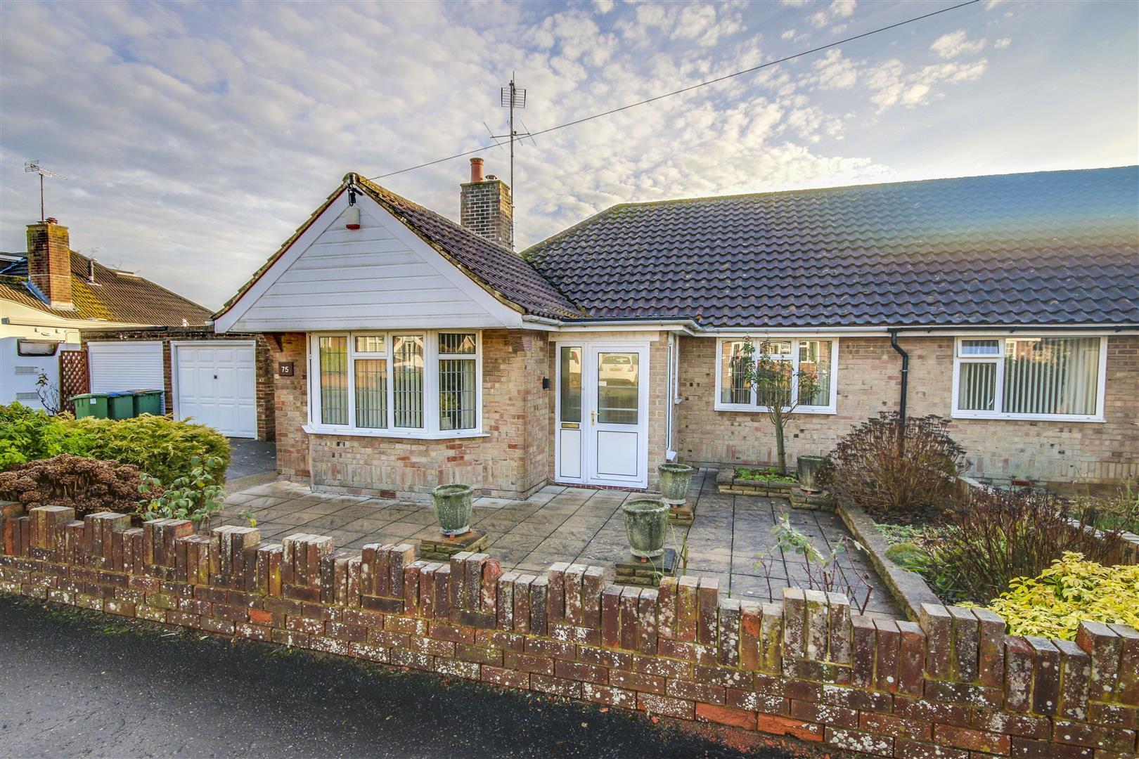 3 bedroom semi detached bungalow for sale